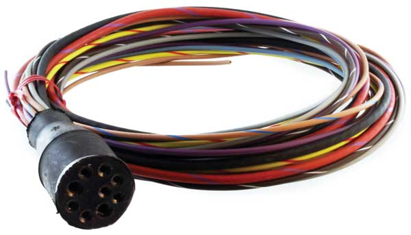 fiberform wiring harness 300w led wiring harness in 3m length relay switch button motorcycle wiring harness