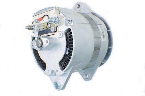 Marine Alternators Basic Power