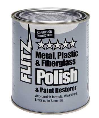 Flitz Polishes & Pastes