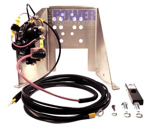 Trim Tilt Motors Parts Mercruiser Basic Power