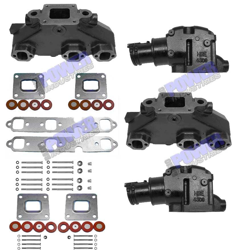Exhaust Manifold Kits
