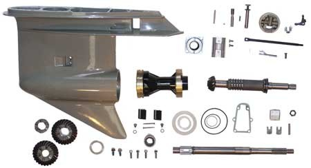 Stringer Drive Parts For an Omc Stringer Drive