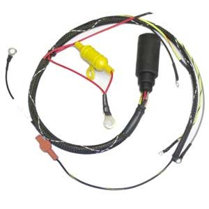 cannon plugs wire harness wiring harnesses | mercury | mariner | outboards | basic power ac power plugs wire diagram #10