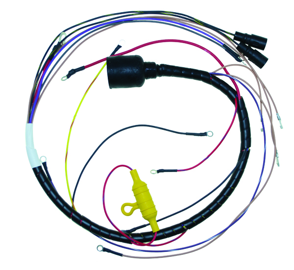 engine swap wiring harness johmson wiring harness wiring | harnesses | johnson | evinrude | outboards ... #15