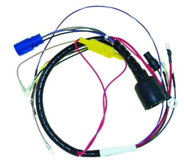 wiring harnesses johnson evinrude outboards 25 hp johnson wiring harness johnson 35 hp wiring harness
