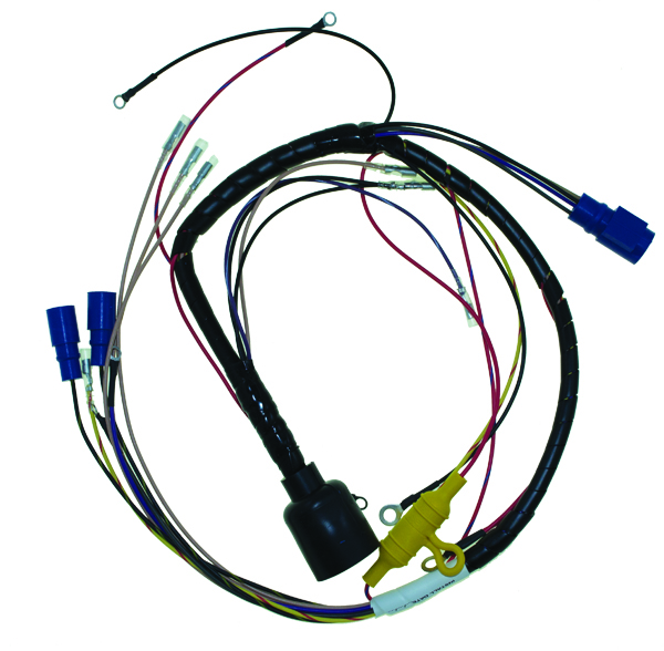 red wire wiring harness johmson wiring harness wiring | harnesses | johnson | evinrude | outboards ... #8