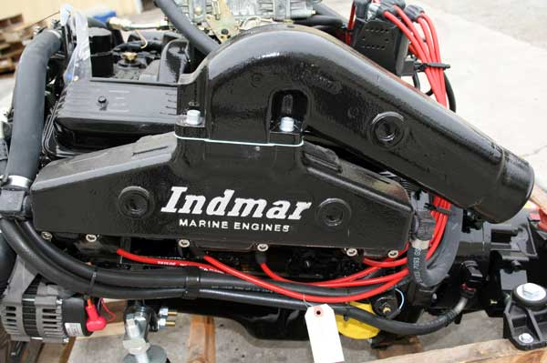 Indmar 5 7l Complete Inboard Marine Engine Package With