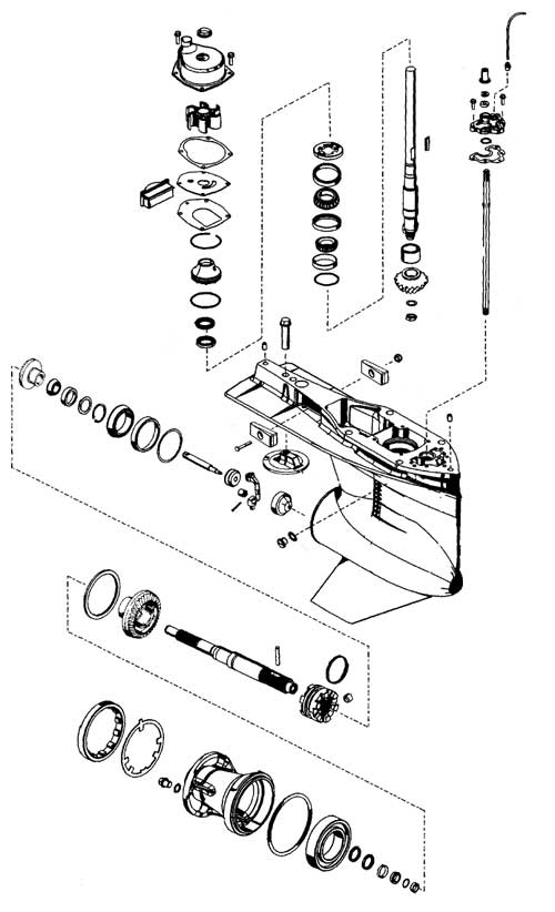 mercury mariner   marine engine parts