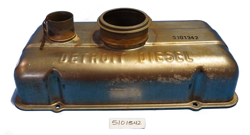 Valve Cover for 353 Detroit diesel engines 5101342