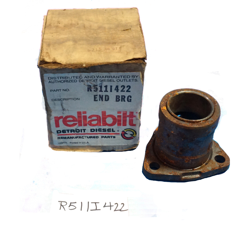 Bearing Cam End Bushing Detroit Diesel 5111422