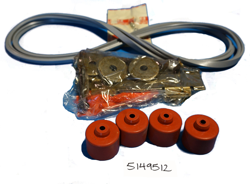 Valve Cover Installation Kit 671 and 12V71 5149512