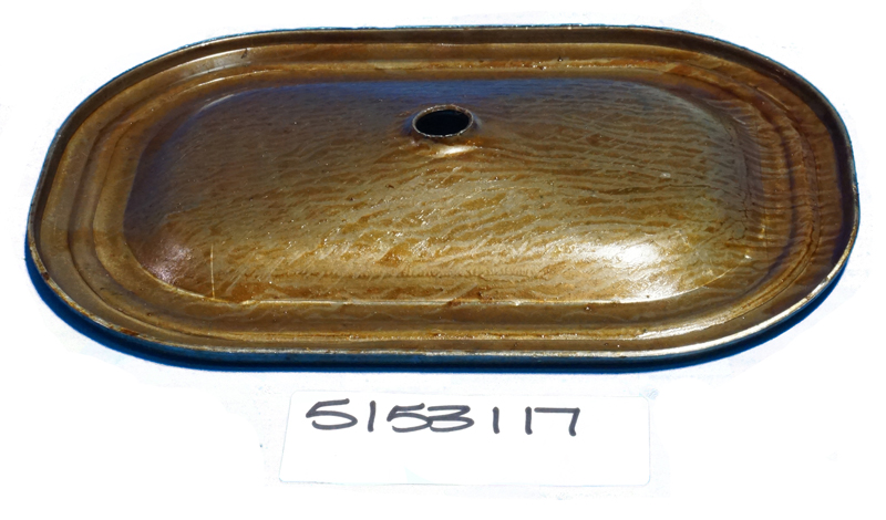 Plate Inspection Air Box Cover 5153117