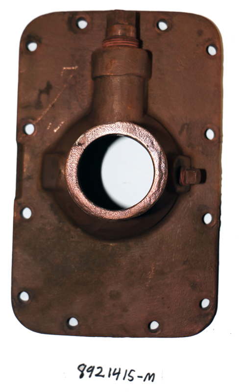 DETROIT DIESEL HEAT EXCHANGER OUTLET #892415