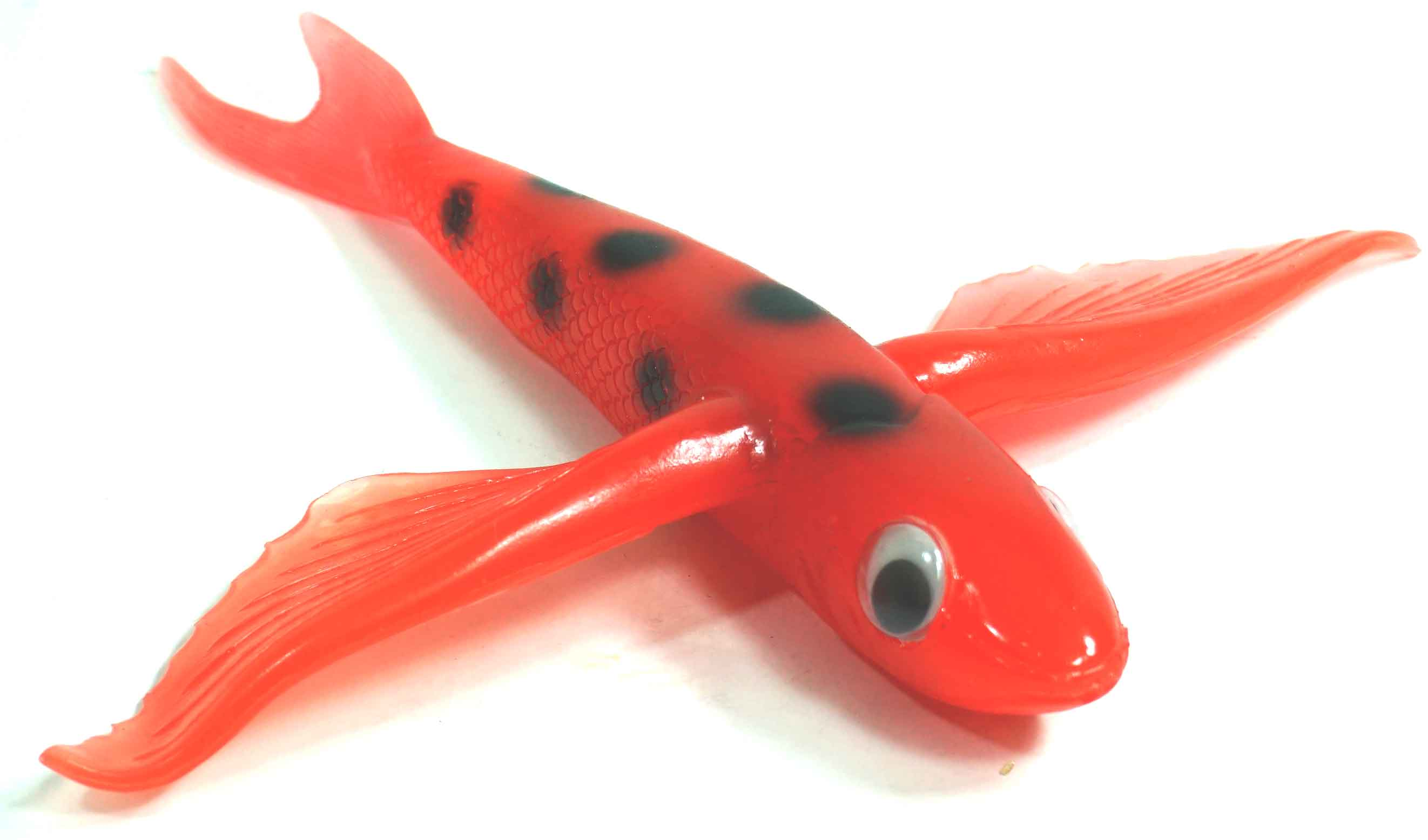 Soft gel flying fish-8.5""