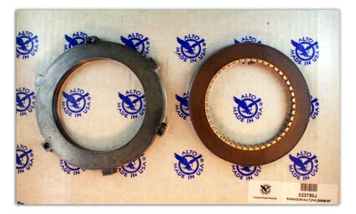 Clutch Plate Module for Paragon Marine Transmission P41 HJ7