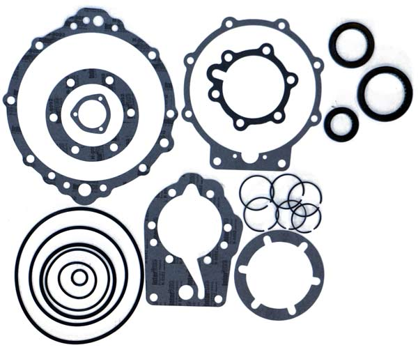 Gasket Kit Overhaul Velvet Drive 1017 1018 71 72 1004 1005 A4867HA