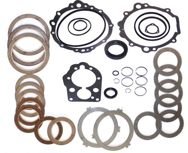 Clutch Plate Kit Velvet Drive 71 72 1013 1014 1004 1005 Forward and Reverse
