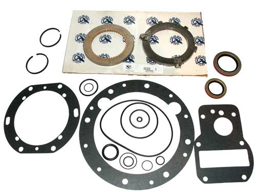 Overhaul Rebiuld Kit Paragon Marine Transmission P21-31 With Clutch Plates