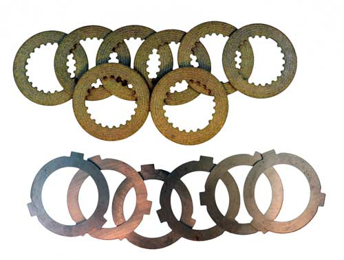 Clutch Plate Kit for Hurth Marine HBW 5 50 100 Transmissions