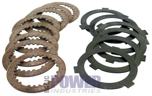 Clutch Plate Kit for Hurth Marine Transmission HBW 10 150 150V