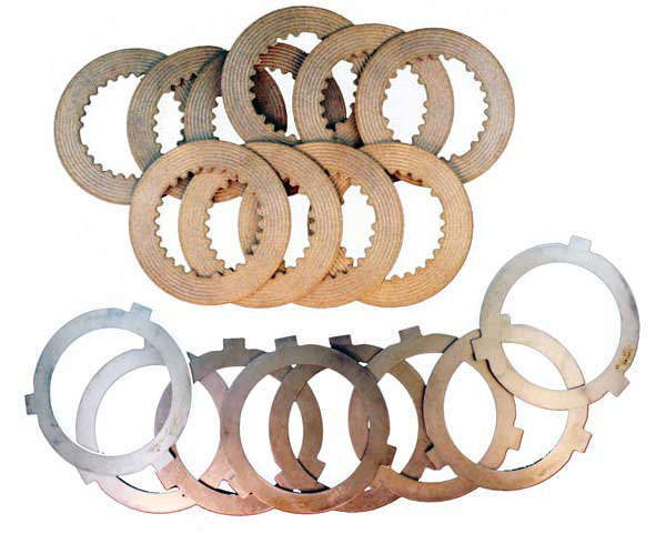 Clutch Plate Kit for Hurth Marine HBW20 HBW200 HBW250 Transmissions