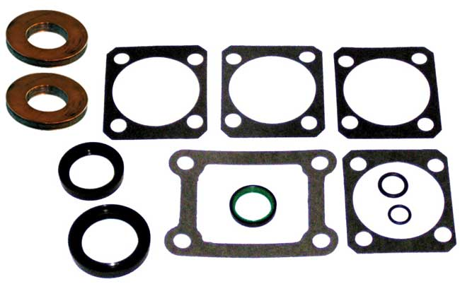 Gasket Set Overhaul Hurth HBW 5 50 100 Marine Transmission 500427