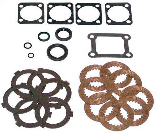 Overhaul Kit Master Hurth ZF Marine Transmission HBW 5 50 100 Hurth 500437