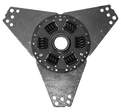 Drive Damper Flex Plate Marine Triangular for Volvo IO Ford and GM 120-8-1446
