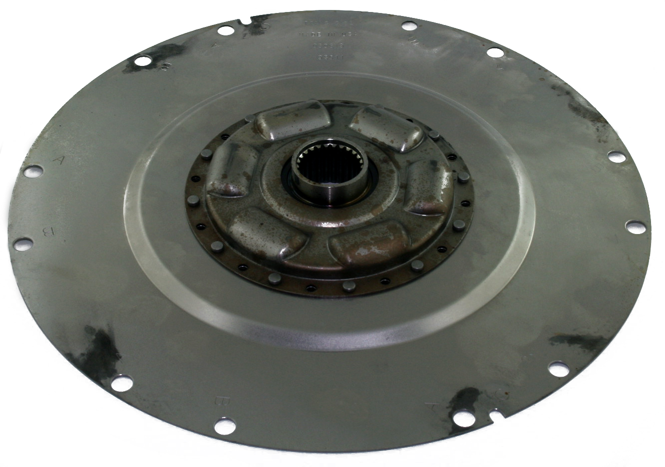 Drive Damper for Hurth ZF or Velvet Drive 5000 Marine Transmissions