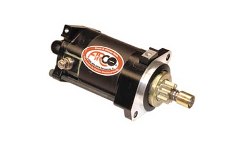 Starter Marine for Yamaha Outboard 9.9 15 25HP 1984-1998 6L2-81800-20-00