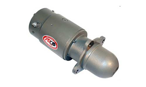 Starter CCW Rotation for Marine Chris Craft Inboard Engines 3 Bolt 16.61-00045