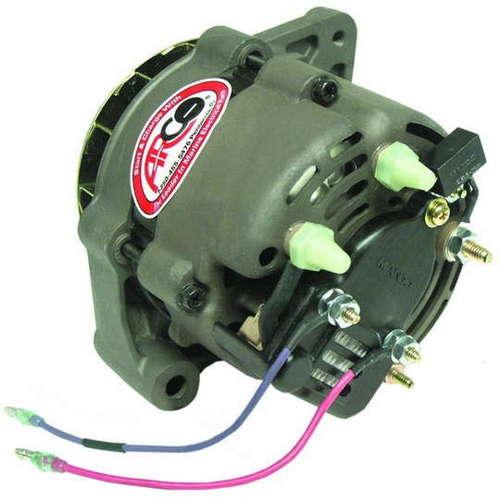 165 gm mercruiser alternator basic power list terms