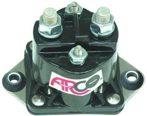 Solenoid, Mercruiser, Mercury, Mariner, Force