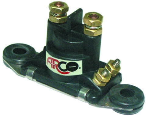 Solenoid, Tilt Trim, Johnson, Evinrude