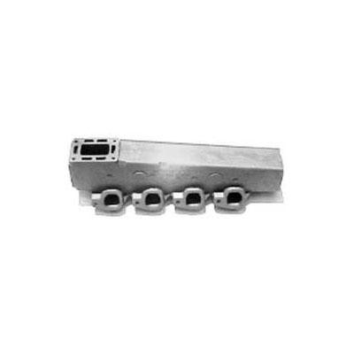 Manifold Exhaust for Mercruiser GM 454 7.4L V8 Port with Log Riser B-47735A1 BARMC1-47735