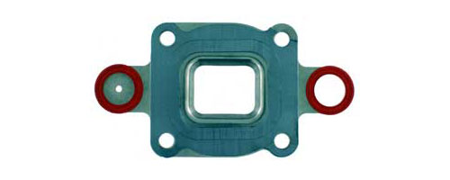 Gasket Exhaust Riser Dry Joint Elbow for Mercruiser Restrictor 27-864850