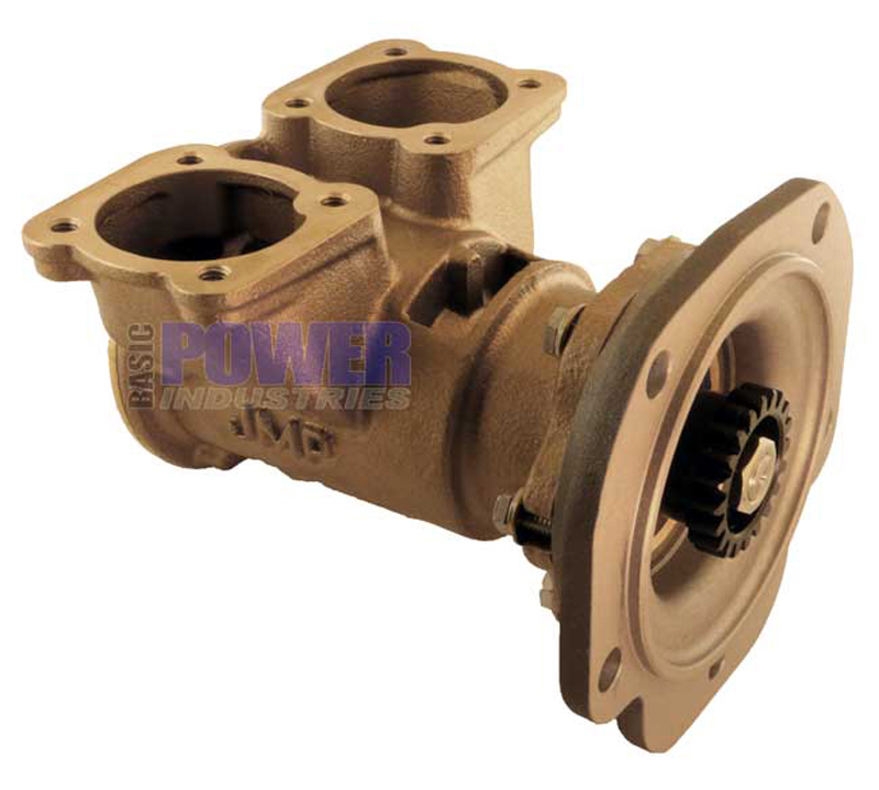 Raw Water Pump for Detroit Diesel 6V71T 8V71 12V71 23507972