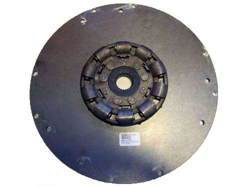 Drive Damper 15 Inch Heavy Duty for Diesel Engines AS3-K2C 1004-650-005