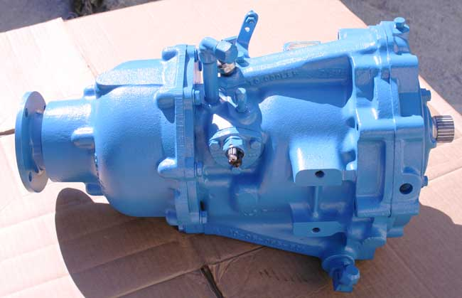 Oil Pump Transmission Mercruiser 71C