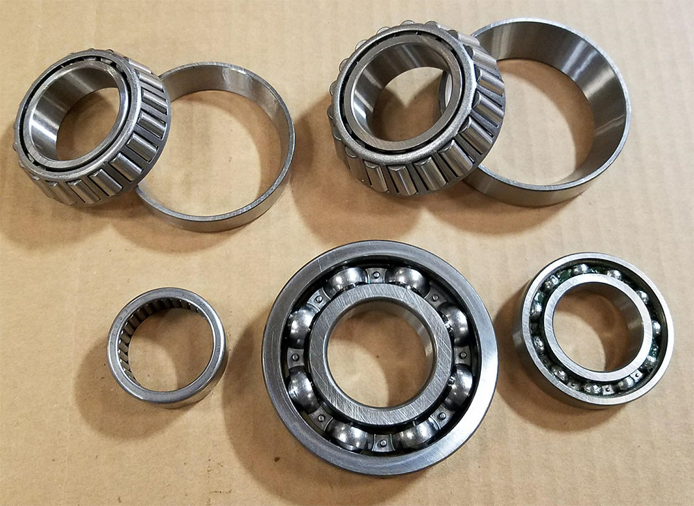 BEARING KIT FOR 1017 SERIES VELVET DRIVE REDUCTION 1.88 1.91 2.57 2.91 RATIOS