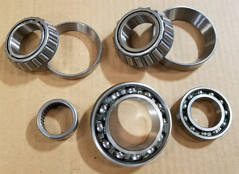 BEARING KIT VELVET DRIVE FITS 1018 SERIES 1.52 RATIO ONLY