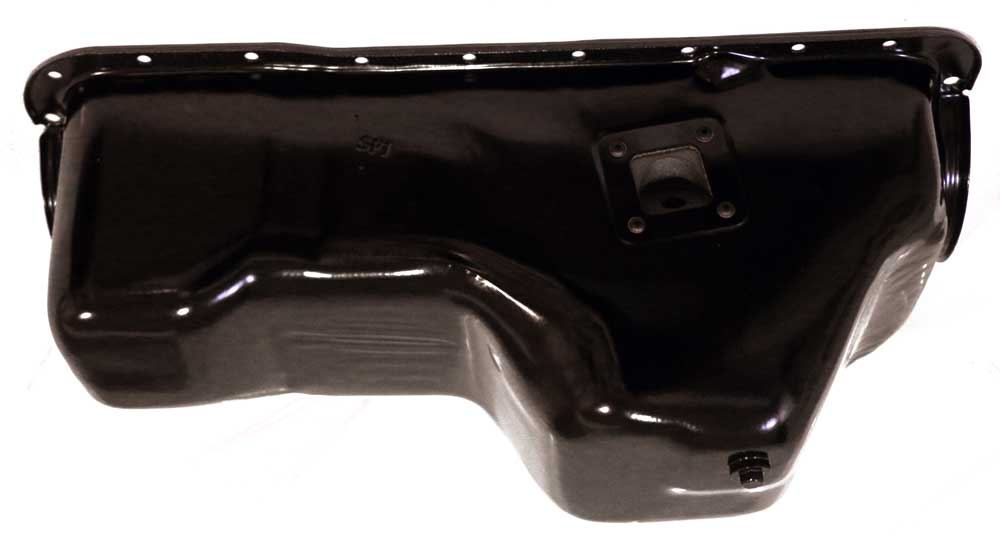 Oil Pan for Ford 351 5.8L Small Block V8 with Dipstick Provision