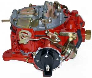 Carburetor, Rochester 4BBL, Volvo 305, Remanufactured