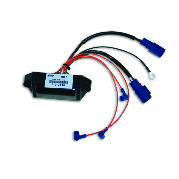 Power Pack for Johnson Evinrude 3 Cylinder 70 HP 1986-1987 583125