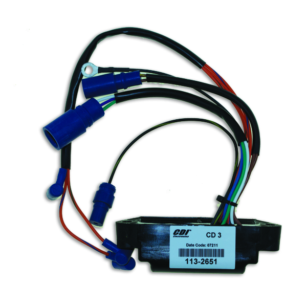 Power Pack for Johnson Evinrude CD 6 Cyl 150-235 HP CDI 113-2817 58281