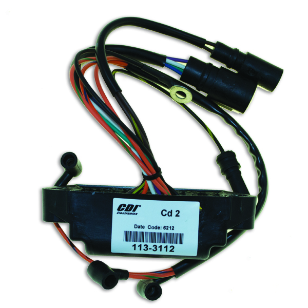 Power Pack for Johnson Evinrude 50-155 HP 86-88 CDI 113-3114 583112