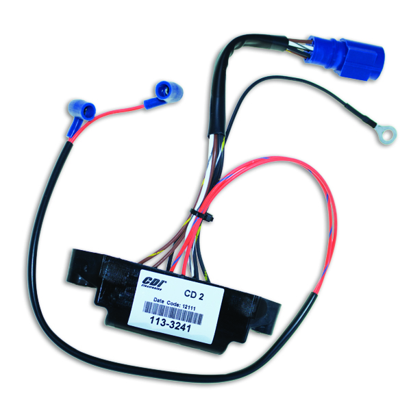 Power Pack for Johnson Evinrude 8-55 HP 1985-01 CDI 113-3241 583241