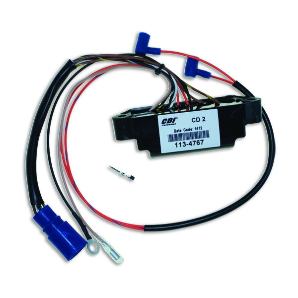 CDI113 4767 power packs rpms limiters for johnson evinrude outboards Johnson Outboard Motor Wiring Diagram at bayanpartner.co