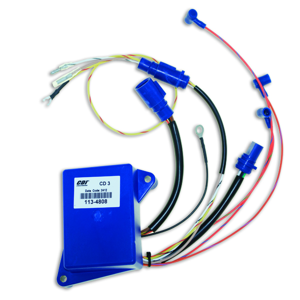 Power Pack for Johnson Evinrude Outboard 3 Cylinder CDI113-4808 584808