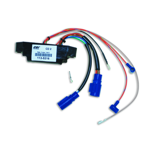 evinrude outboard power pack basic power list terms cdi113 5316